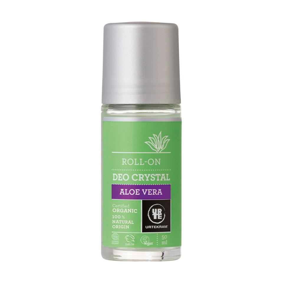 Urtekram Organik Roll On (Aloe Veralı) - 50 ML.